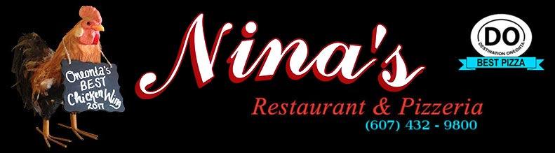 Nina's Italian Restaurant & Pizzaria